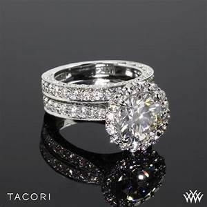 tacori royalt eternity bloom wedding set 3386 With tacori wedding rings sets