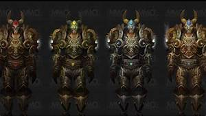 Wow Tier 8 Shaman Warrior Paladin And Druid