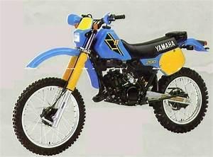 1986 Yamaha It200