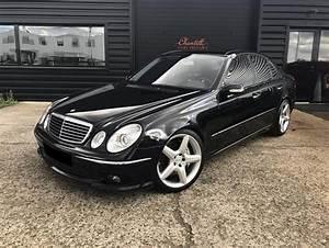 Mercedes Class A Occasion : annonce vendue mercedes classe e berline w211 55 amg berline noir occasion 19 500 151 500 ~ Medecine-chirurgie-esthetiques.com Avis de Voitures