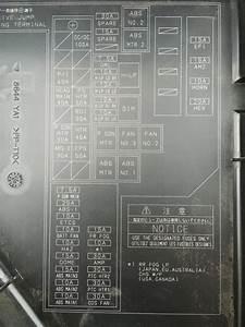 2007 Prius Fuse  Relay Location