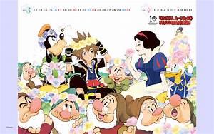 KINGDOM HEARTS 10th Anniversary Wallpaper #8! - News ...