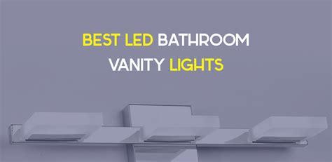 led bathroom vanity lights ledwatcher