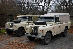 Land Rover Series I Ii
