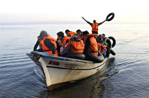 Boat Refugee Policy by Refugees In Greece Fantasy Travel Of Greece
