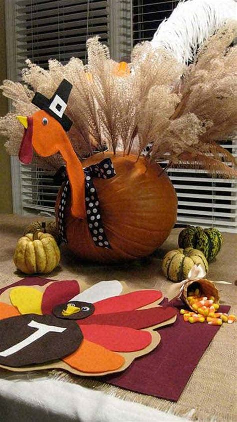 super smart  minute turkey inspired decor