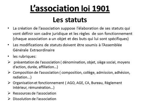 modification bureau association modification bureau association quelques liens utiles