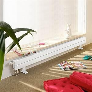 Radiateur Plinthe Eau Chaude : fassane plinthe ailettes csxd ~ Premium-room.com Idées de Décoration