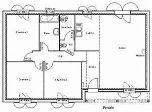 modele et plans pensee du constructeur maisons orca With exemple plan de maison