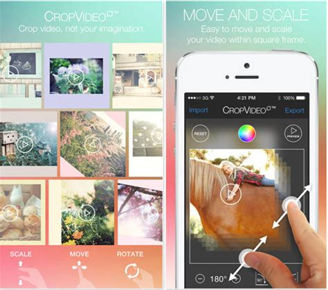 how to crop a on iphone top 10 apps to cut crop and trim on iphone