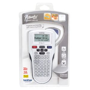 brand  brother pt  p touch electronic label maker