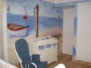 awe inspiring wall decor beach theme decorating ideas With inspiring beach themed wall decals