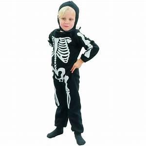 Deguisement Halloween Enfant Pas Cher : d guisement squelette enfant pas cher fete halloween ~ Melissatoandfro.com Idées de Décoration