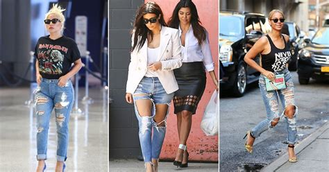 ripped clothing is now the hottest fashion trend