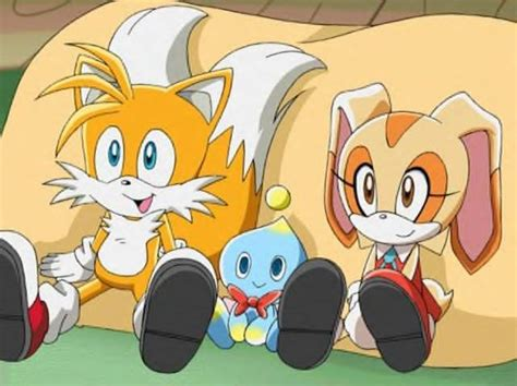Tails X Cosmo Or Tails X Cream ?