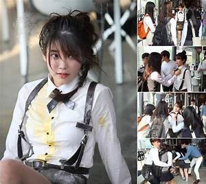 [Spoilers] IU gets egged on 'You're the Best Lee Soon Shin ...