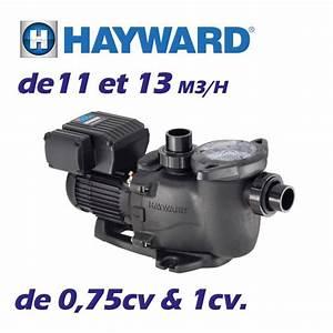 Pompe De Piscine Hayward : pompe de filtration pour piscine hayward max flo ~ Melissatoandfro.com Idées de Décoration