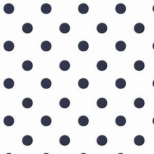 Pin Large Polka Dots Simple Wallpaper Design on Pinterest