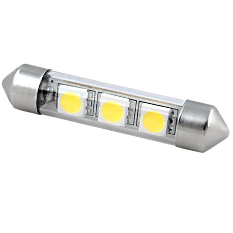 42mm festoon 3 smd led replacement bulb festoon led rv