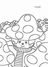 Coloring Monchhichi Hellokids sketch template