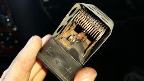 nie działa 1 2 3 bieg nawiewu dmuchawy opel astra g zafira i inne rozwiązanie rezystor