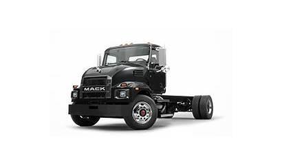 Mack Truck Md Duty Medium Trucks Md6