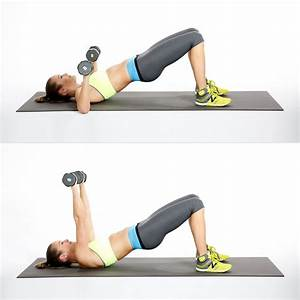Butt Workout With Weights | POPSUGAR Fitness