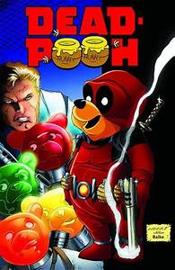Dead Pooh Parody Comic | Deadpool Bugle