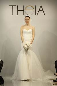 theia spring2014 wedding dress bridal gown faith onewedcom With theia wedding dress