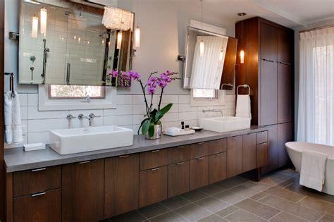 modern master bathroom vanities mid century modern master suite remodel homebuilding