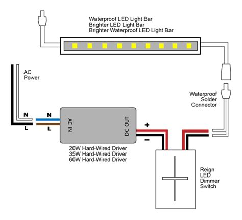 Vlightdeco Trading Led Wiring Diagrams For Lighting