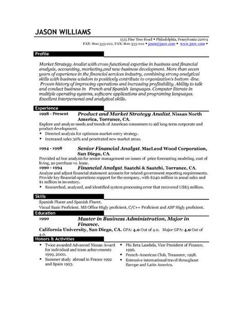 85 FREE Sample Resumes by EasyJob | EasyJob