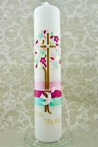 Wachsstifte Für Kerzen : taufkerze baum mit taube f r m dchen kerzenwerk ~ Eleganceandgraceweddings.com Haus und Dekorationen
