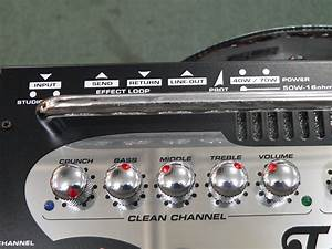 Electrosmash 1wamp Electroc Guitar Amplifier Jfet