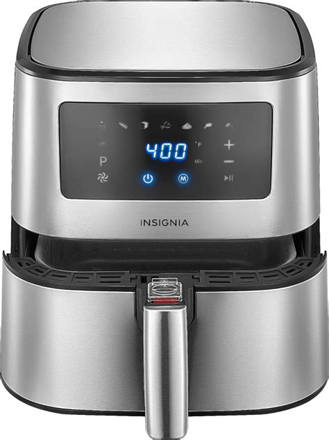 fryer air insignia qt stainless digital steel fryers analog ns deep sell kmart cooking quart range fury insanely demand huge