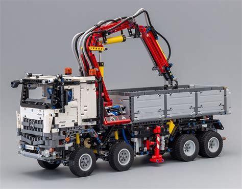 lego 42043 technic mercedes arocs 3245 lego technic mercedes arocs 3245 2 in 1 model car 1 16 b66005806 genuine 5702015349741 ebay
