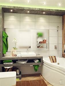 How, To, Decorate, Small, Space, Bathrooms