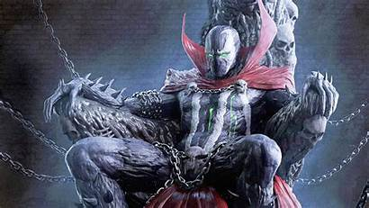 Spawn Wallpapers Definition Backgrounds Film Mcfarlane 4k