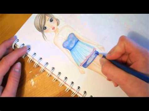 draw topmodel  kleid schuhe accessoires
