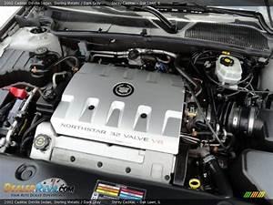 2002 Cadillac Deville Sedan 4 6 Liter Dohc 32