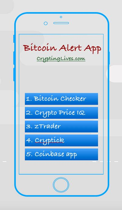 Bitcoin is ready to go higher due to the fact that price bounced from support line and growing stepwise, price can reach resistance zone and try break. 5 Best Bitcoin Alert App in 2020 | Bitcoin, Price tracker, Best cryptocurrency