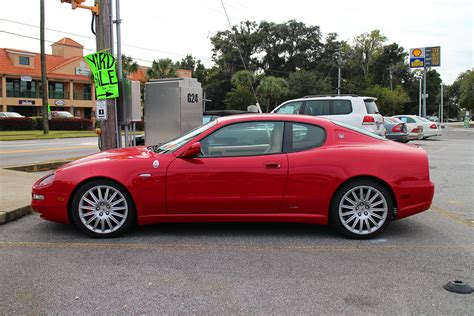 2002 Maserati Coupe Photos, Informations, Articles