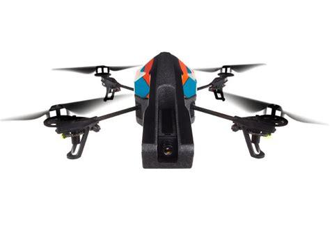 parrot ardrone  app controlled quadricopter gadgetsin