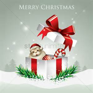merry with gift box vector image 1935440 stockunlimited