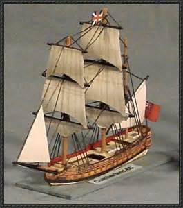 Free Download Paper Model Ships