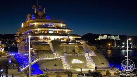 million superyacht   largest pool