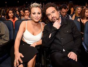 Kaley Cuoco and Johnny Galecki are Friendly Exes! - Mum's ...
