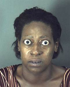 Is it weird ?: Funny Unusual Mugshots