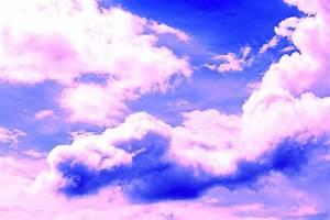 Wolken In Rose : blue sky and pinkish clouds free stock photo public domain pictures ~ Orissabook.com Haus und Dekorationen