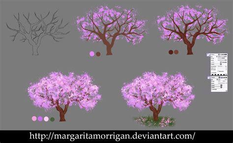 Sakura Tree By Margarita Morrigan On Deviantart